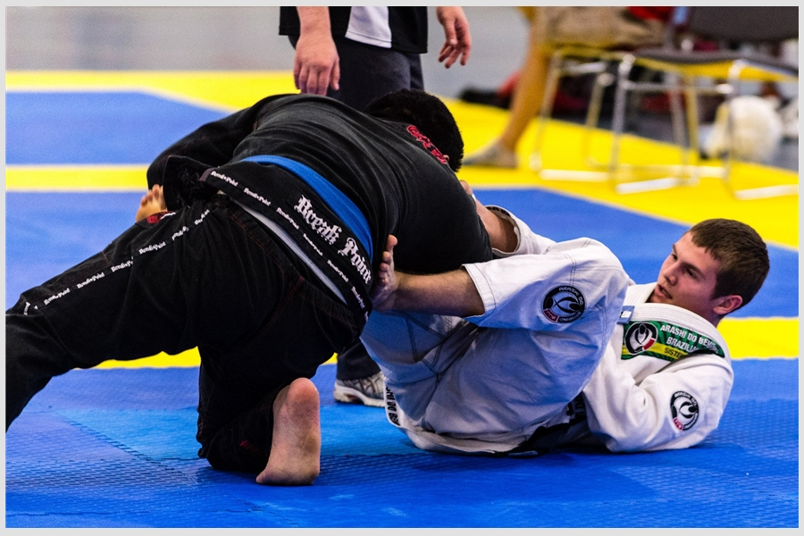 Adult Jiu Jitsu Competition