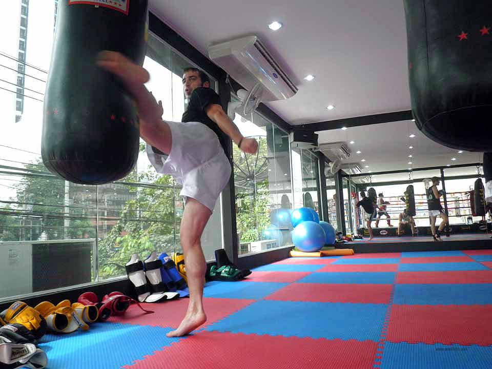 Thailand Training