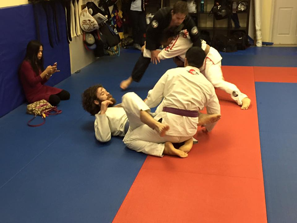 Adult BJJ Classes