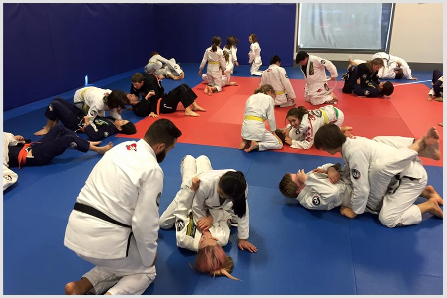 BJJ Kids classes