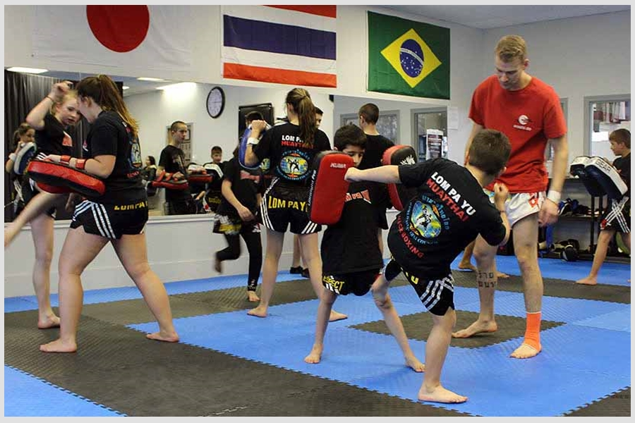 Muay Thai For Youth and Teens