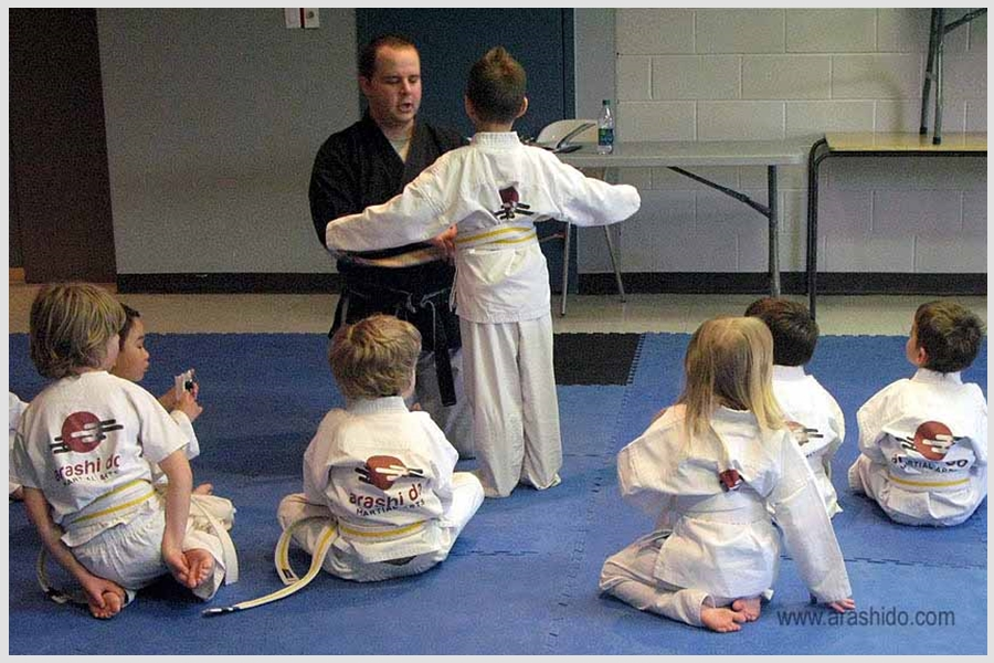 Karate Children's Classes