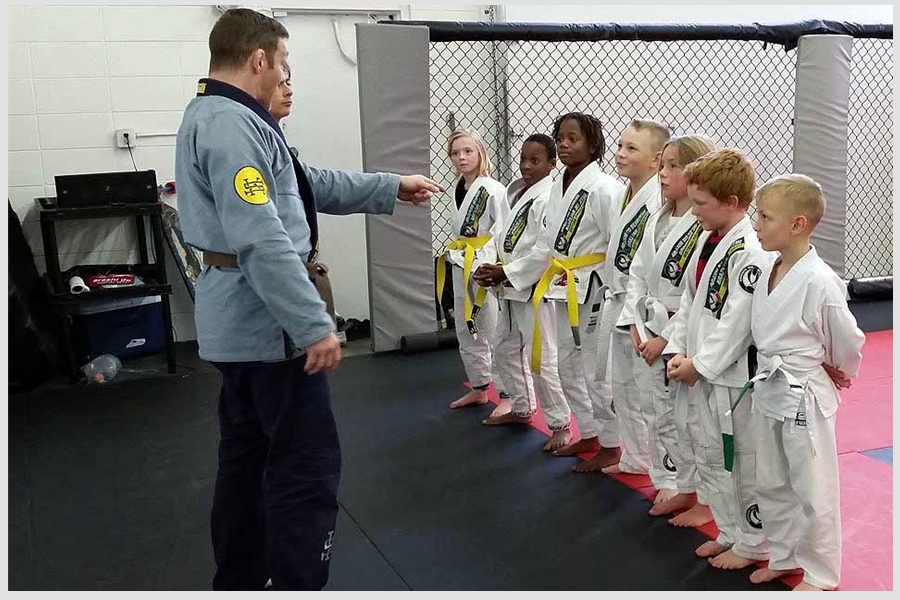 BJJ Instruction