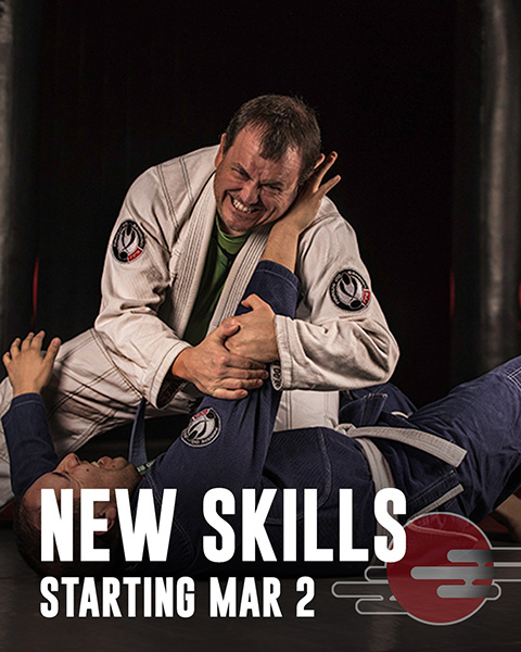 Jiu Jitsu Self Defence