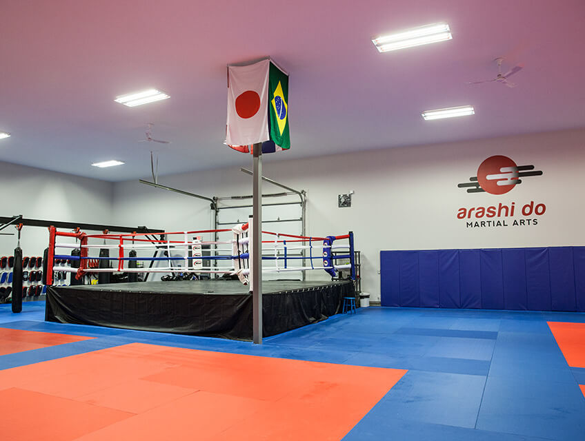 World-Class Training Facilities