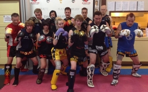 Adult Muay Thai At Arashi Do Springbank