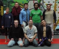 BJJ In Street Clothes!