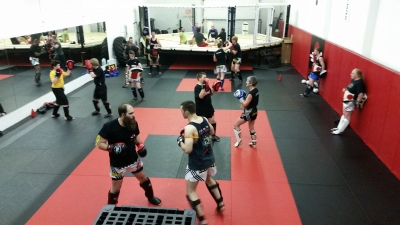 BJJ & Muay Thai On The Mats At Arashi Do Red Deer ATC!