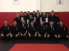 Karate Black Belts, May 31, 2014