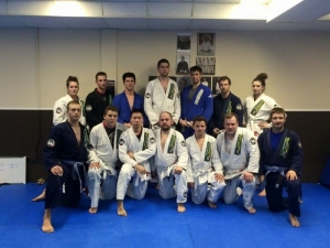 Arashi- Do Behring Adult Brazilian Jiu Jitsu in Leduc!