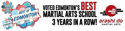 Arashi Do Edmonton Schools Voted Best 3 Years In A Row!